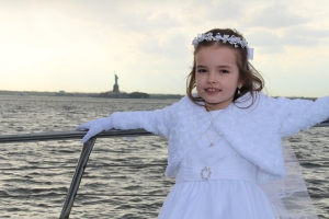 Emily's Communion and The Tanzi Paparazzi