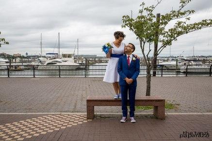 Rick and Jennifer Doctor Who Wedding